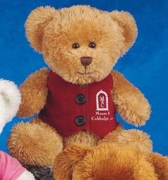 Bentley Bear (TM) 10 stuffed bear