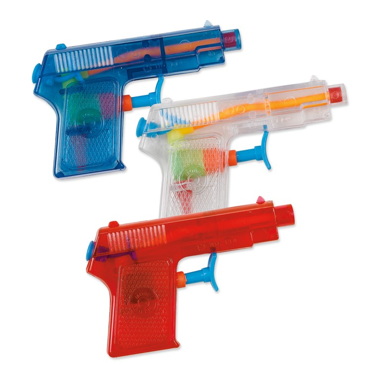 Smaller Pistol Plastic Watergun