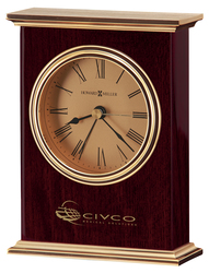 Howard Miller Laurel tabletop clock