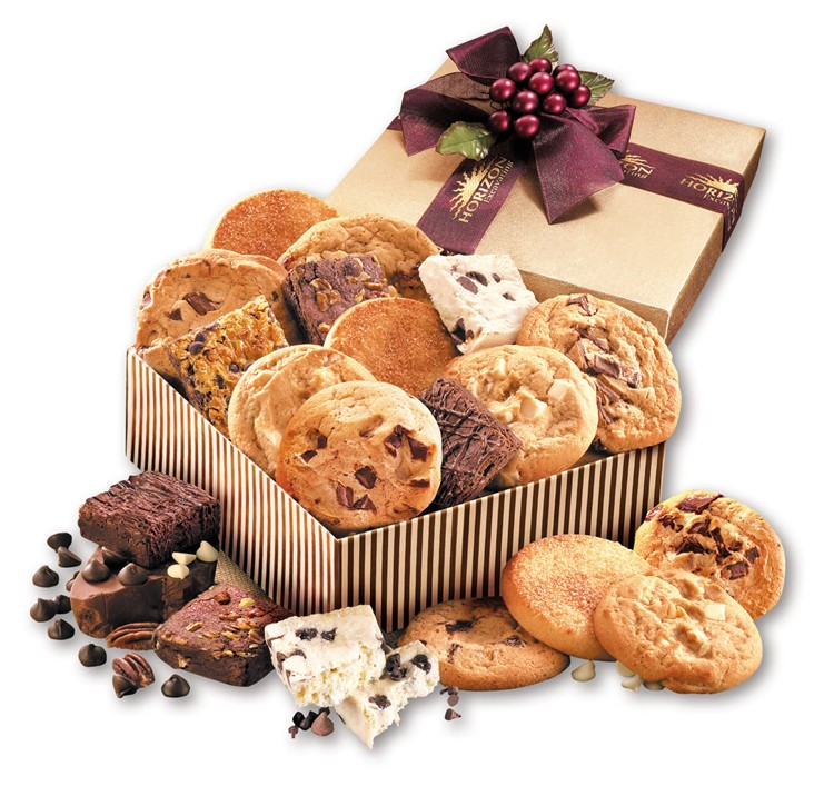 Gourmet Cookie & Brownie Assortment