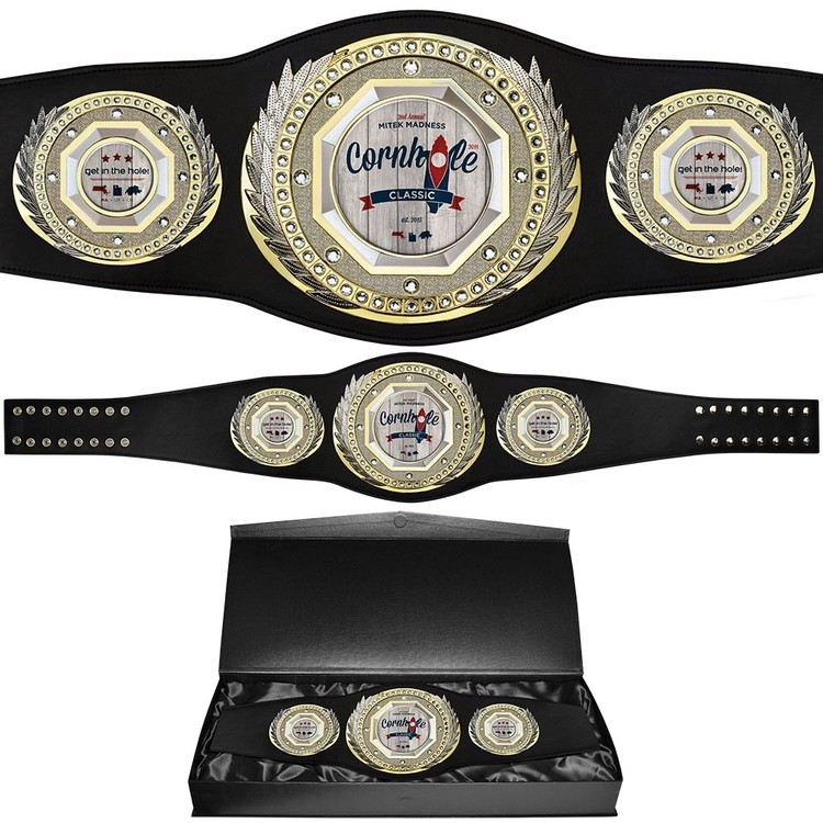 Express Presidential Champion Award Belt