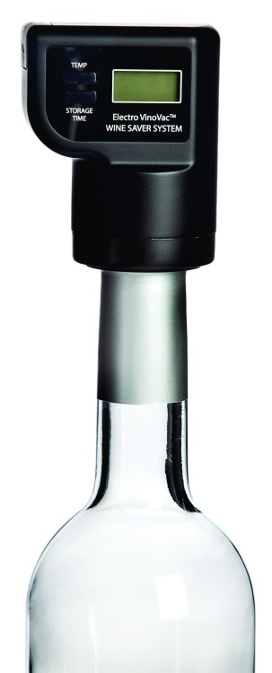 Electro VinoVac™ Wine Saver System