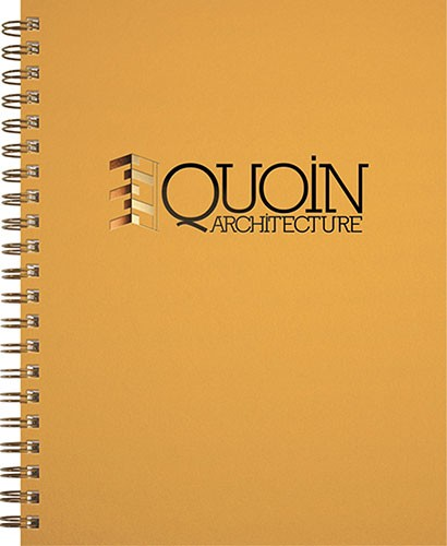 Deluxe Cover Series 3 - Large NoteBook