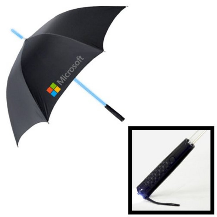 48 Inch LED Shaft Umbrella
