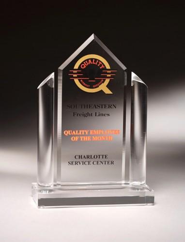 ALPHA Corporate Acrylic Award