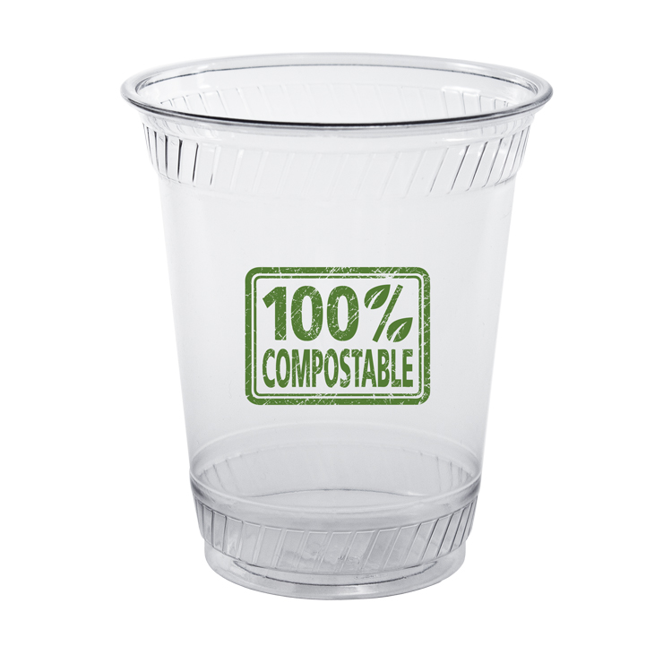 Greenware Clear Cup 16/18 oz. Tall