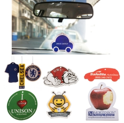 Custom Perfume Car Air Freshener