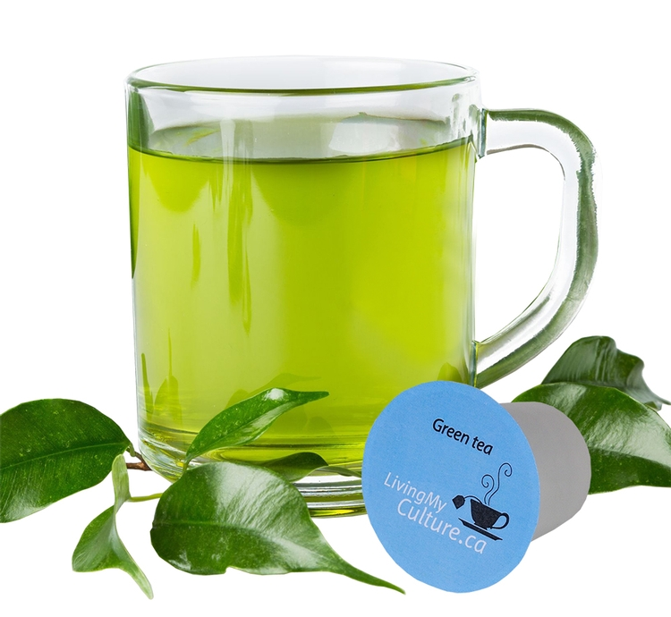 Green Tea K-Cup Singles