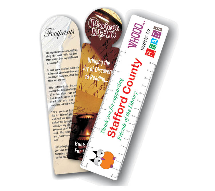 Bookmarks / Rulers