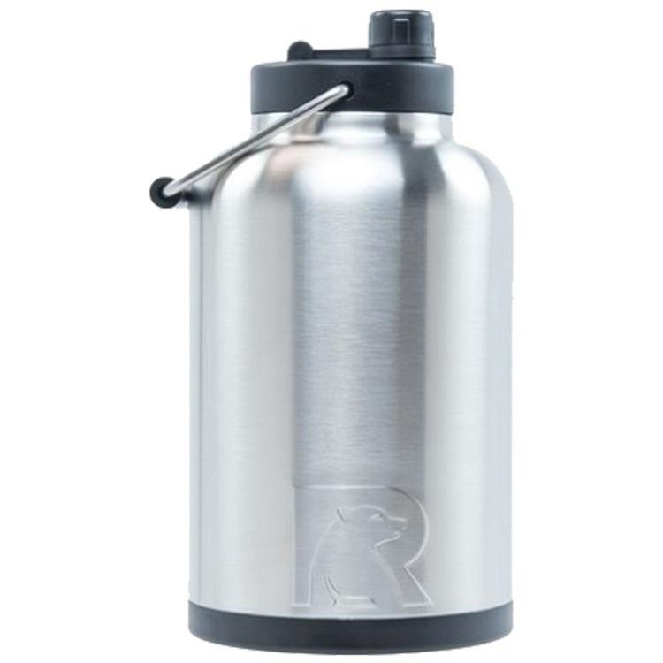 99a3353b5a RTIC One Gallon Stainless Steel Jug. # RS-ONEG-DC