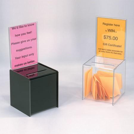 Mini Suggestion Box