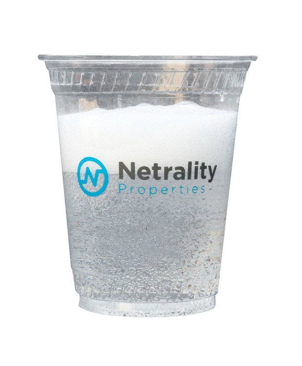 Eco-Friendly Products-Clear Cup, 12 oz.