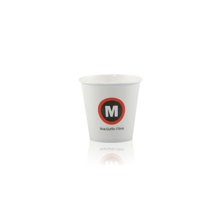 10 oz Paper Cup - White - Hi-Speed