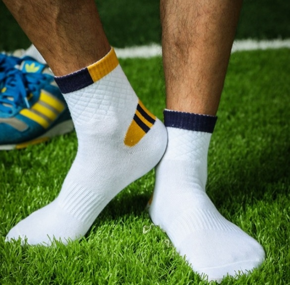 AM00002 - Quarter Sports Socks