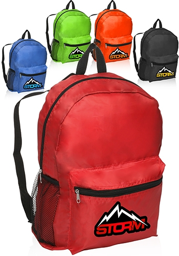 Budget Backpack - 12 W x 16 H