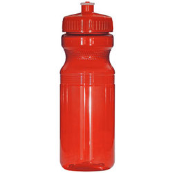 25 oz. Eco-Fresh Ultra Light Translucent Bike Bottle