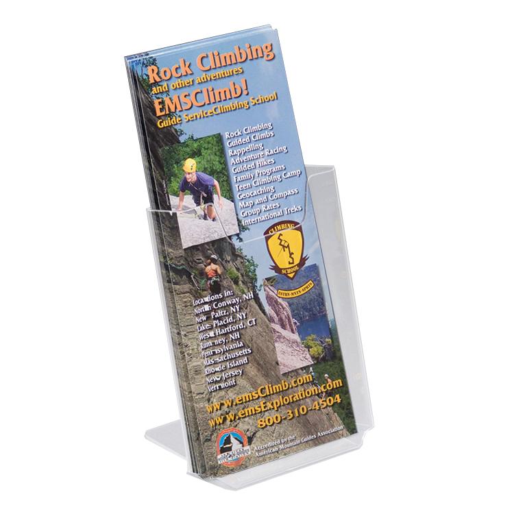 Single Pocket Brochure Holder - 4w