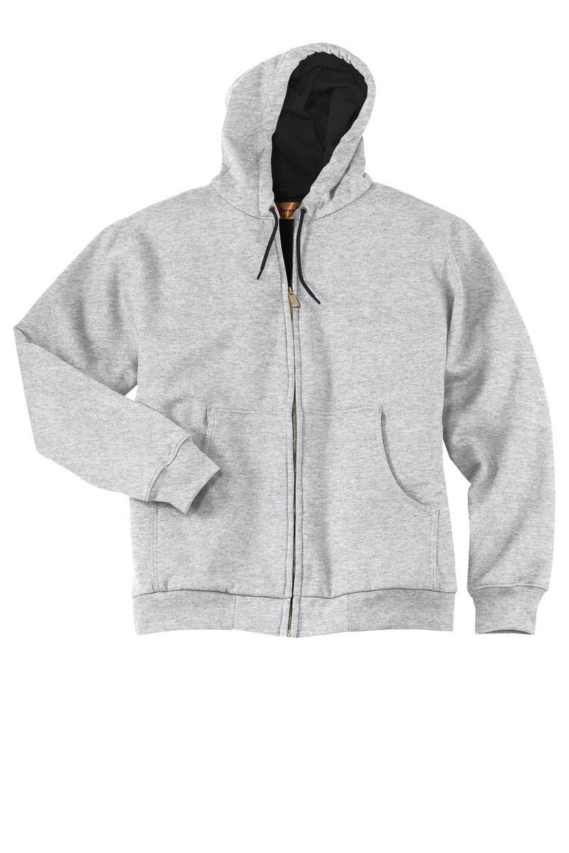 Cornerstone CS620 Heavyweight Full-Zip Hooded Sweatshirt