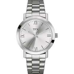 TFX by Bulova Men's Silver Bracelet Watch