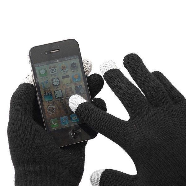 Acrylic Winter Touch Screen Gloves