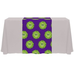 Digital 30 x 84 Recycled Table Runner
