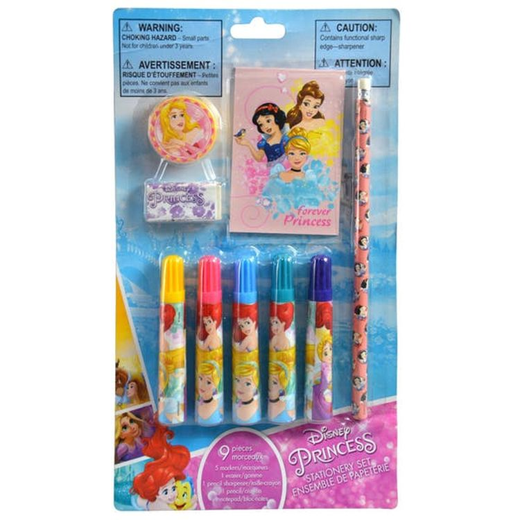 Corporate Letterhead At Rs 3 Piece: Princess 9 Piece Stationery Set - 2325891