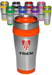 16 oz Insulated Stainless Steel Travel Mug