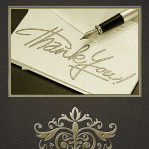 Envelope Seals – Thank You