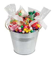 Candy Lovers Gift Bucket