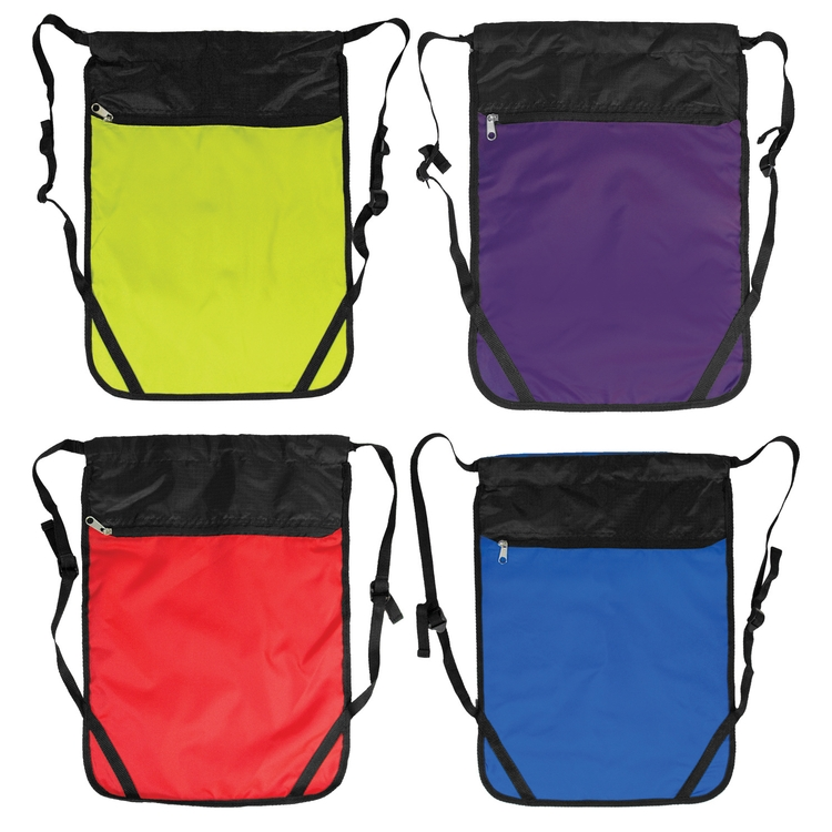 Double Compartment Sports Backpack