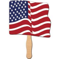 Flag Laminated Fan