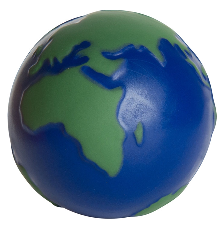 Earth Squeezies Stress Ball