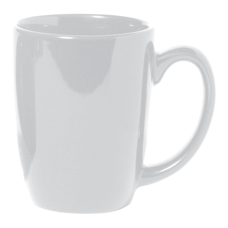Plain White Coffee Mugs Whole Drinker