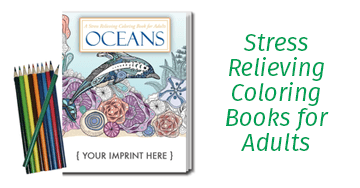 adult coloring books in bulk add your imprint