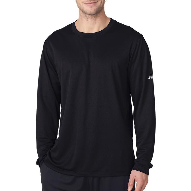 New Balance® Men's NDurance® Athletic Long-Sleeve T-Shirt - 30