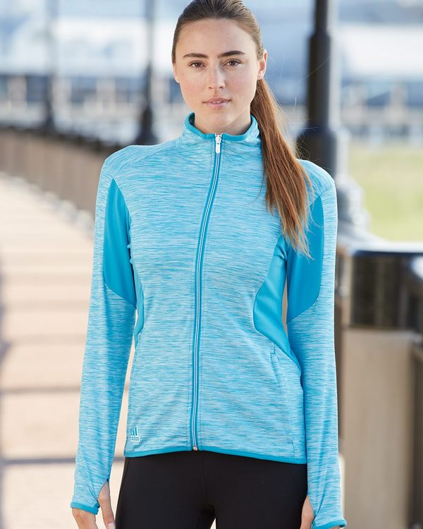 Golf Women's Space Dyed Full-Zip Jacket