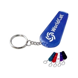 Whistle Key Ring LED