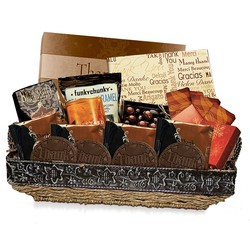 Thank You Gift Basket - holiday food gift