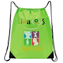 Brighten All-Purpose Drawstring Bag
