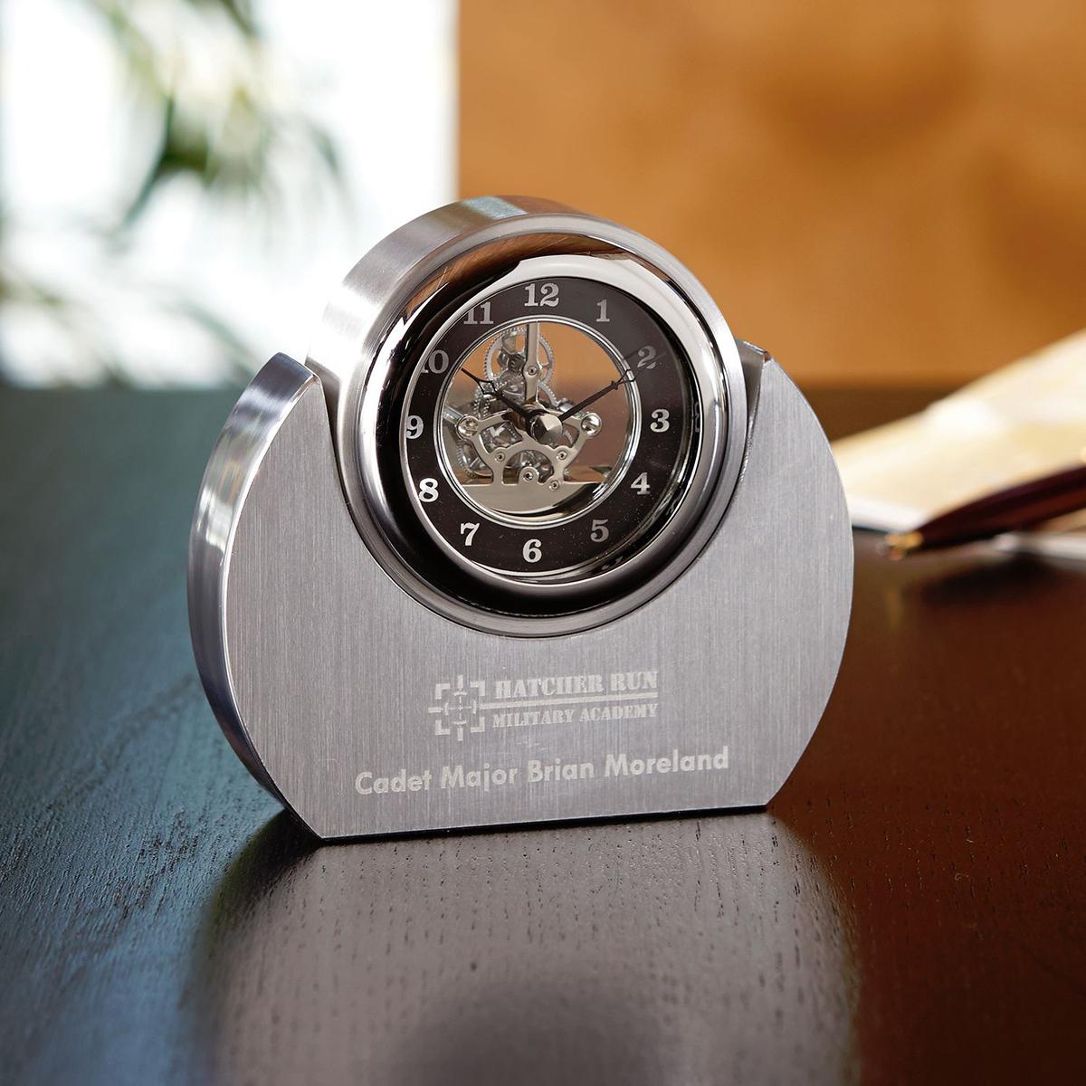 Mechanism Clock