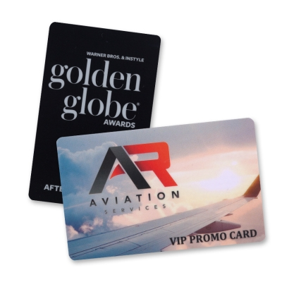 Plastic VIP Card
