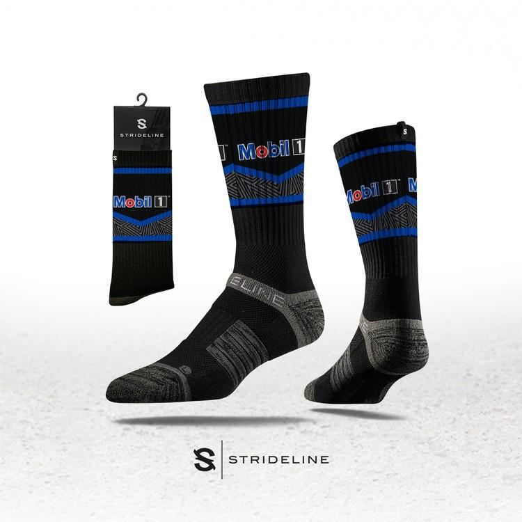 Custom Strapped Fit 2.0 Crew Socks