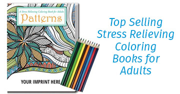 Stress Relieving Coloring Books for Adults