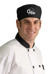 Chef Beanie w/ elastic - Printed