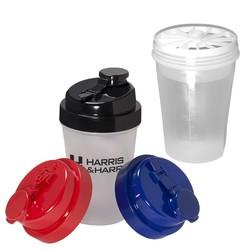 12 oz. Mini Fitness Shaker w/ Mixer Ball