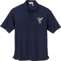 MEN'S CLASSIC NAVY GOLF POLO