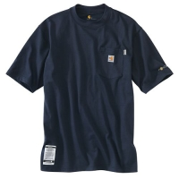 Carhartt 100234 Flame Resistant Cotton Force Short Sleeve T-Shirt