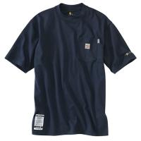 Carhartt 100234 Flame Resistant Cotton Force Short Sleeve T-Shirt