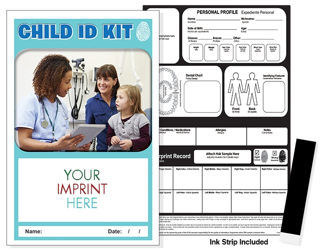 CHILD ID SAFETY KIT - Healthcare 2