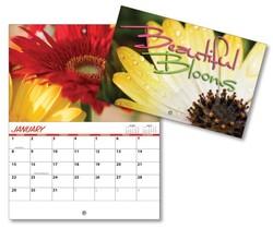 13 Month Mini Custom Photo Appointment Wall Calendar - BEAUTIFUL BLOOMS